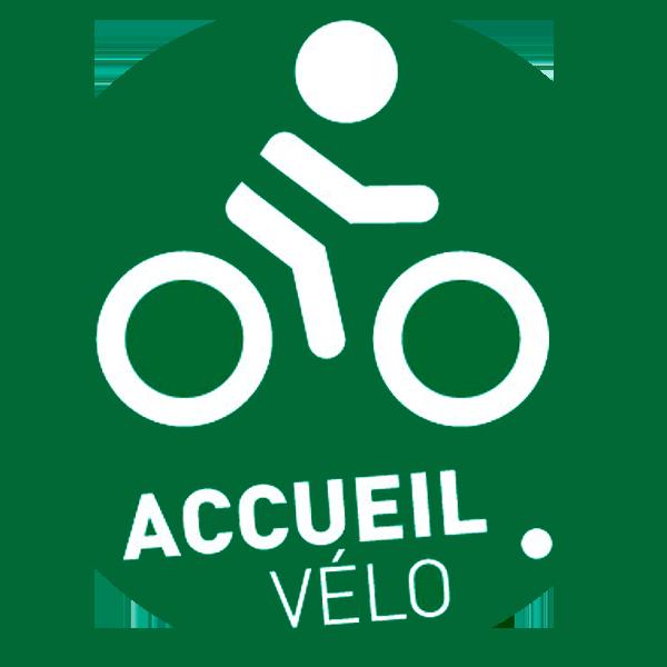 le Camping de l'étang des Forges est labellisé Accueil Vélo