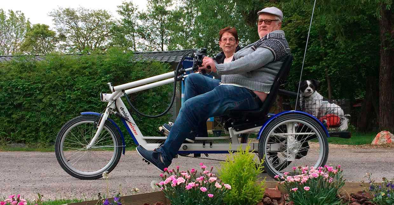 Location de vélos adaptés au handicap