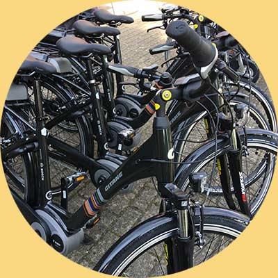 Louer un vélo électrique au Camping de Belfort