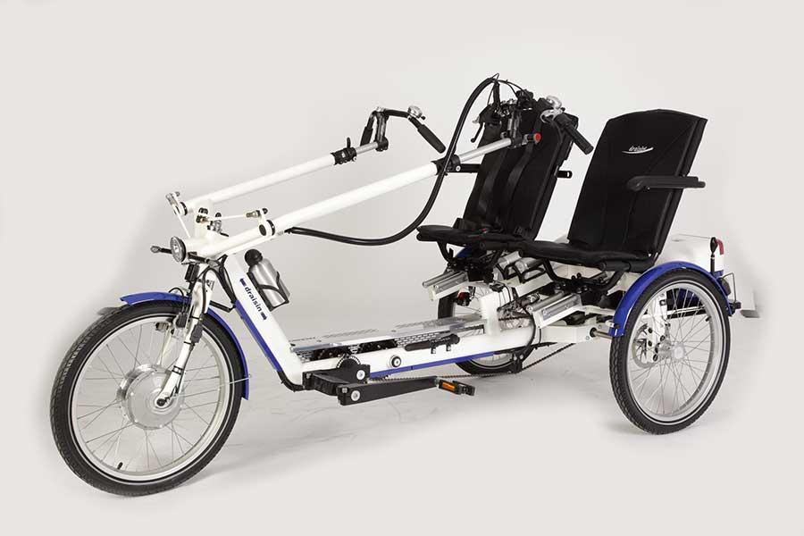 vélo adapté au handicap Twister