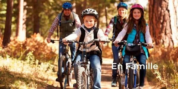 louer vos vélos électriques en famille