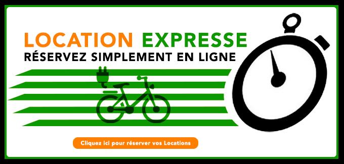 réservation en ligne de vélos électriques à Belfort